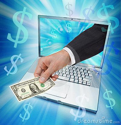 kā nopelnīt daudz naudas, izmantojot internetu)