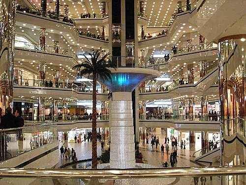top 10 tirdzniecības centri