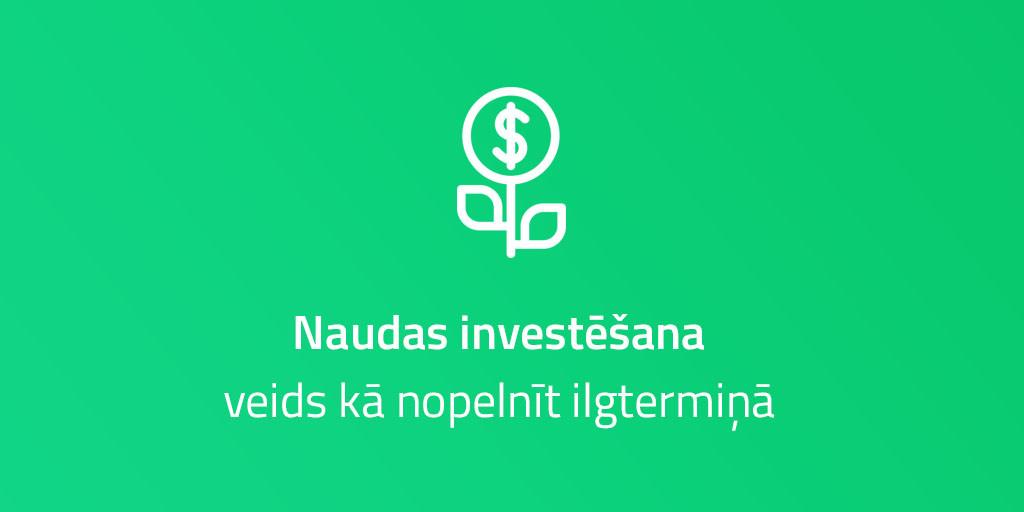Investīcijas internetā)