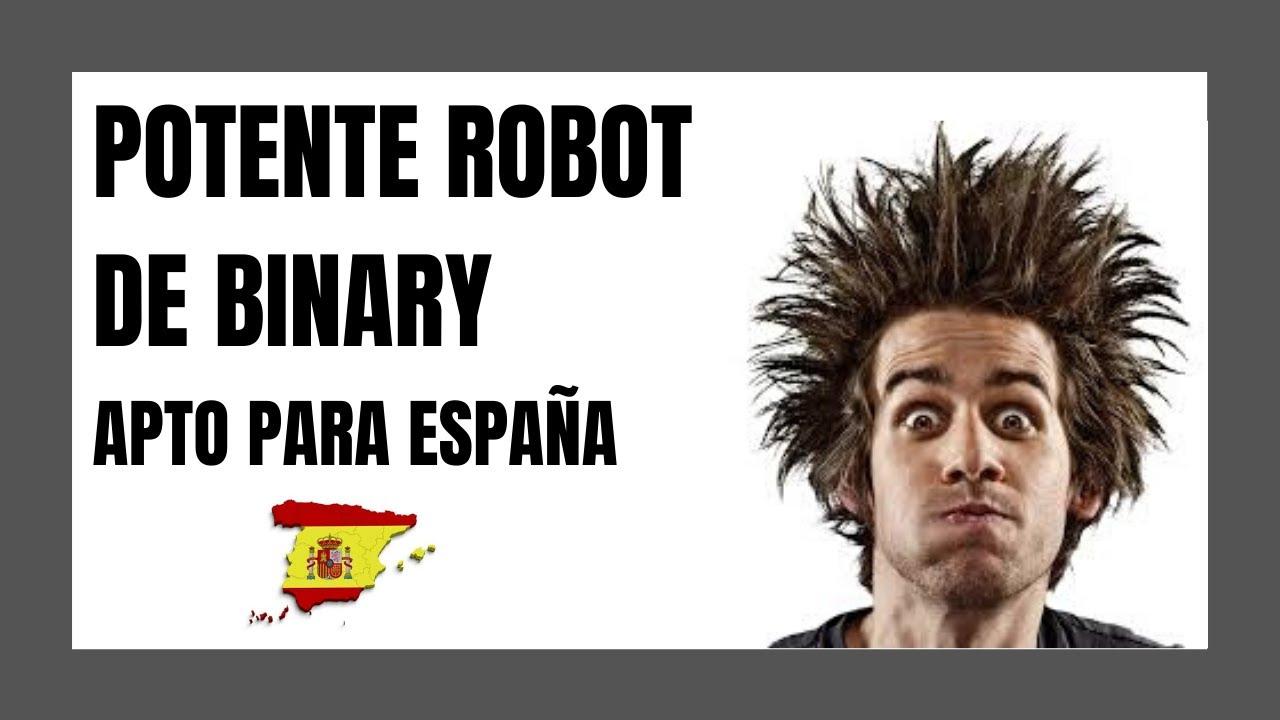binārs robots kas tas ir