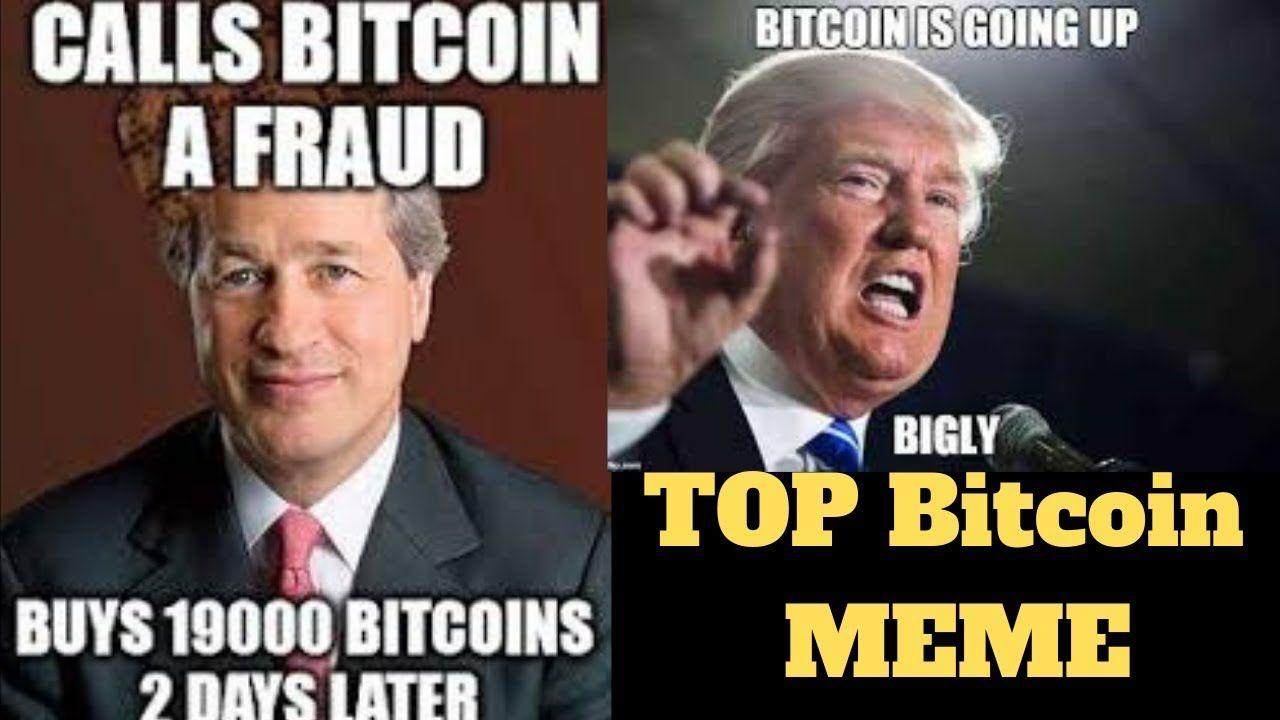Bitkoinos bitcoin miljonāru meme