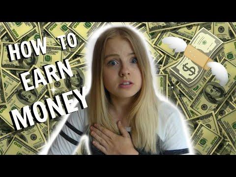 kur nopelnīt jāšanās naudu