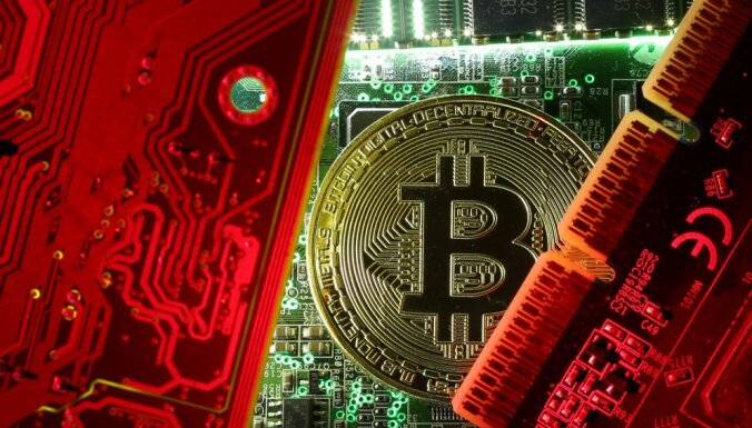 Bitcoin tirgo pretēji