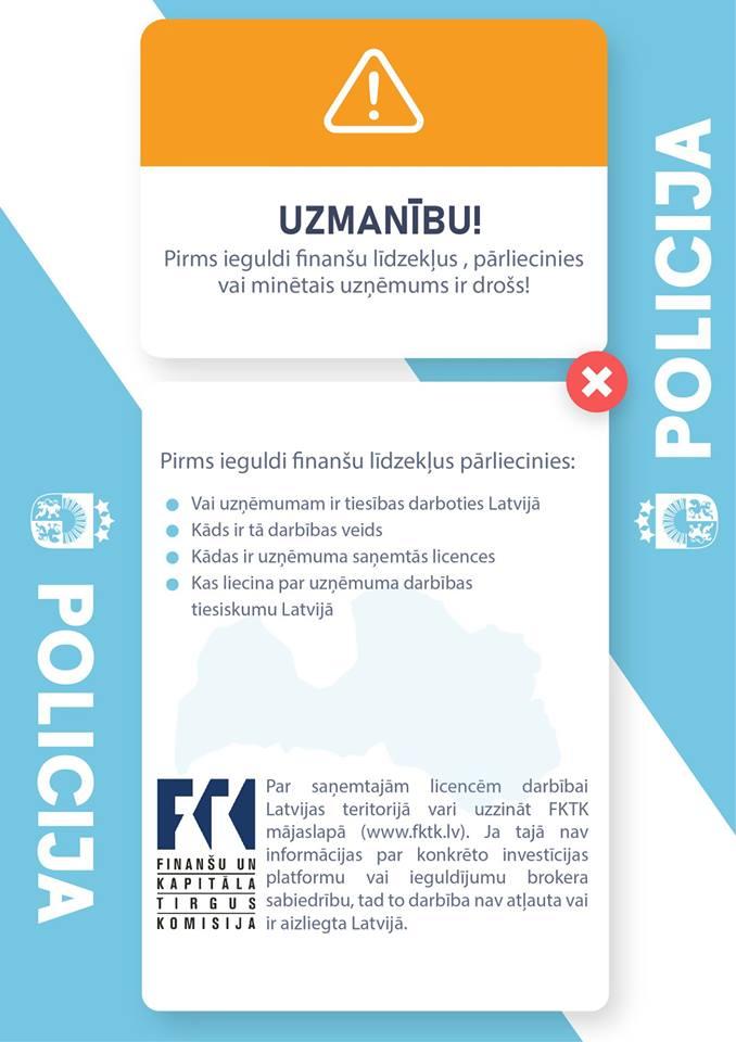 investīciju platformas jaunajiem uzņēmumiem)