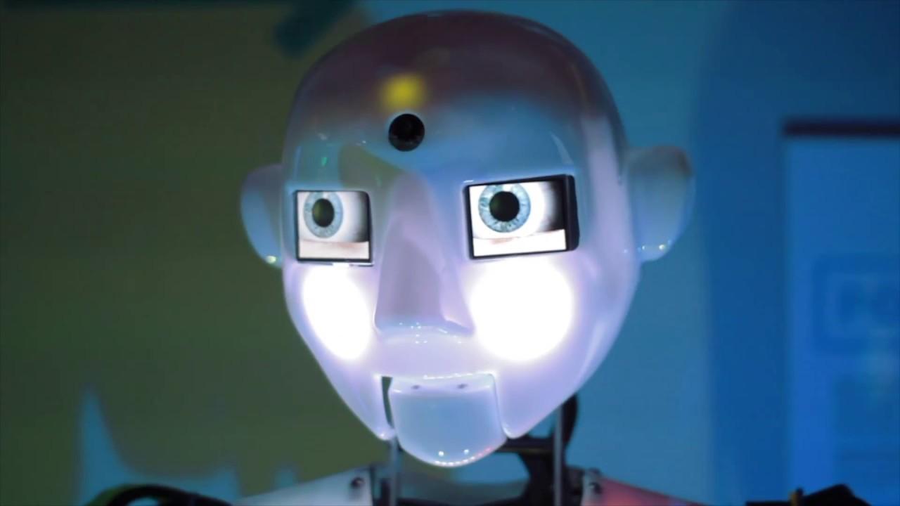 Binārie roboti kas darbojas, jaunais...