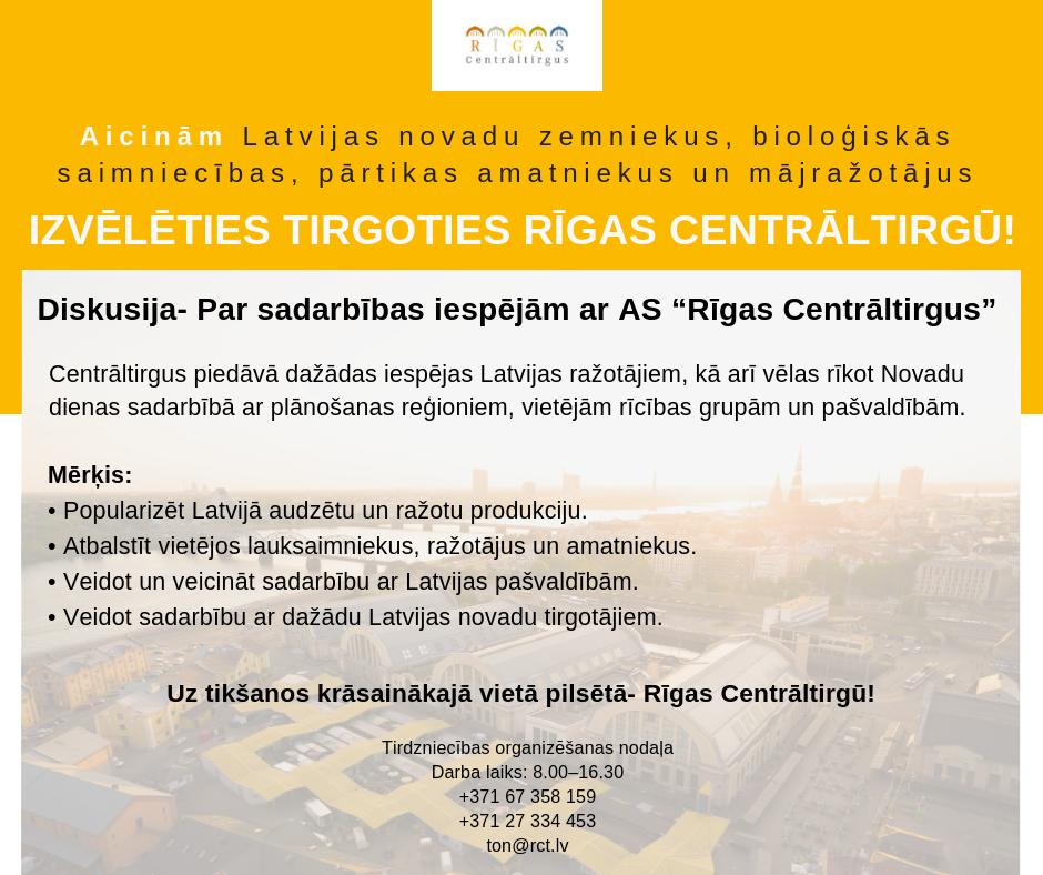 darba un tirdzniecības diskusija