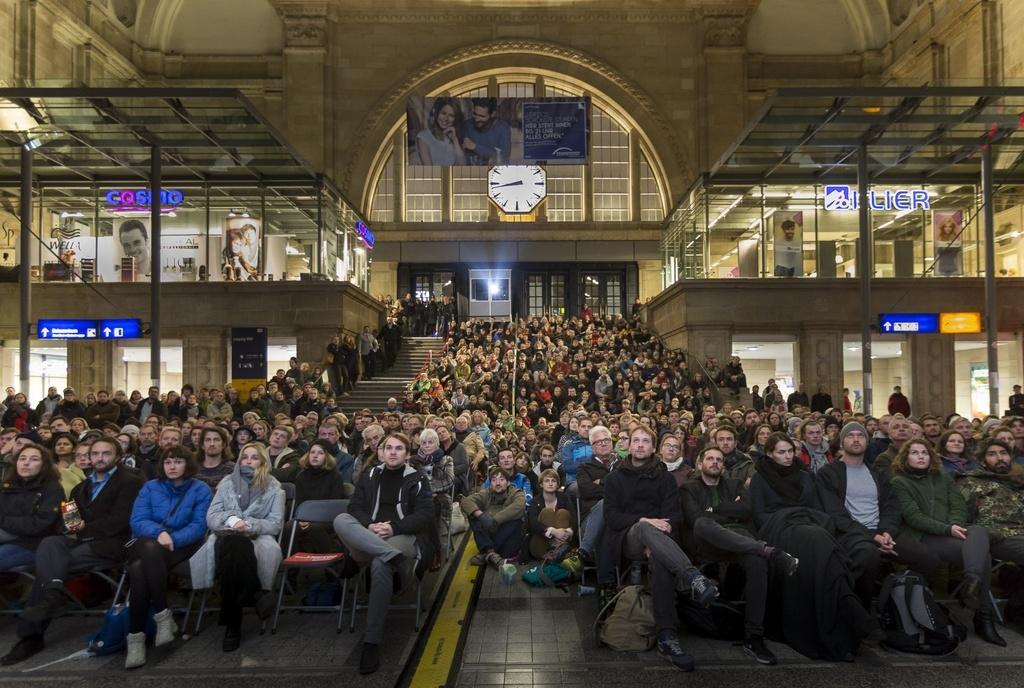 Bažās par koronavīrusa izplatīšanos Berlīnē aizliegtas vairākas demonstrācijas