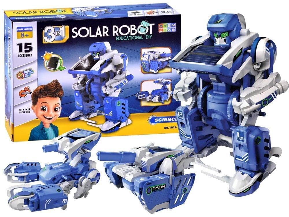 Es meklēju robotu internetā un bez ieguldījumiem)