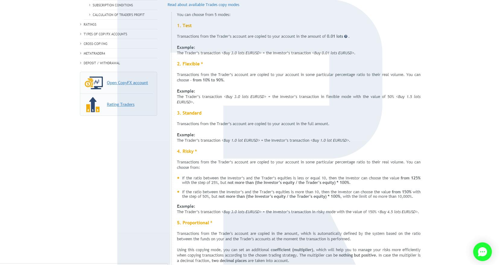 darījumu kopēšana no demo kontiem)
