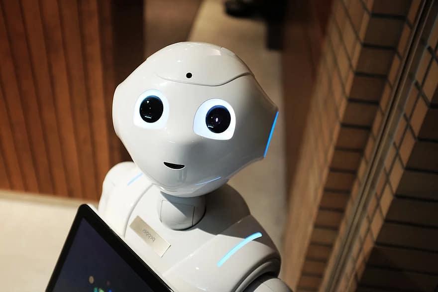 acs tirdzniecības robots