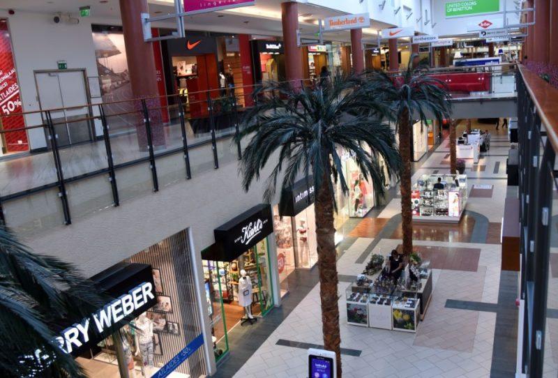 kā atvērt tirdzniecības centrus