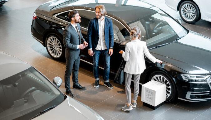 auto tirdzniecības konkursi)