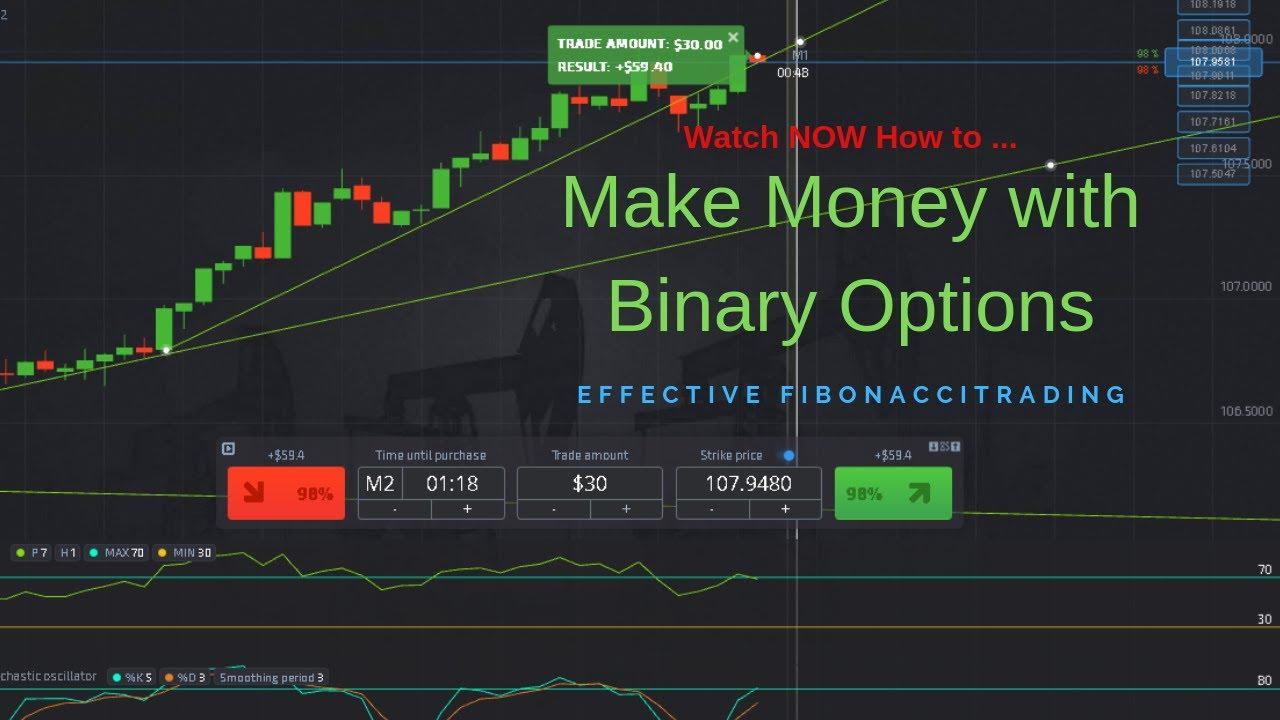 fibonacci stratēģijas binārās opcijas