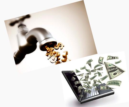 ienākumi internetā pasīvie ienākumi)