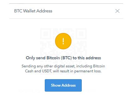 Kur es varu tirgot bitkīnus par skaidru naudu nodrošinājums