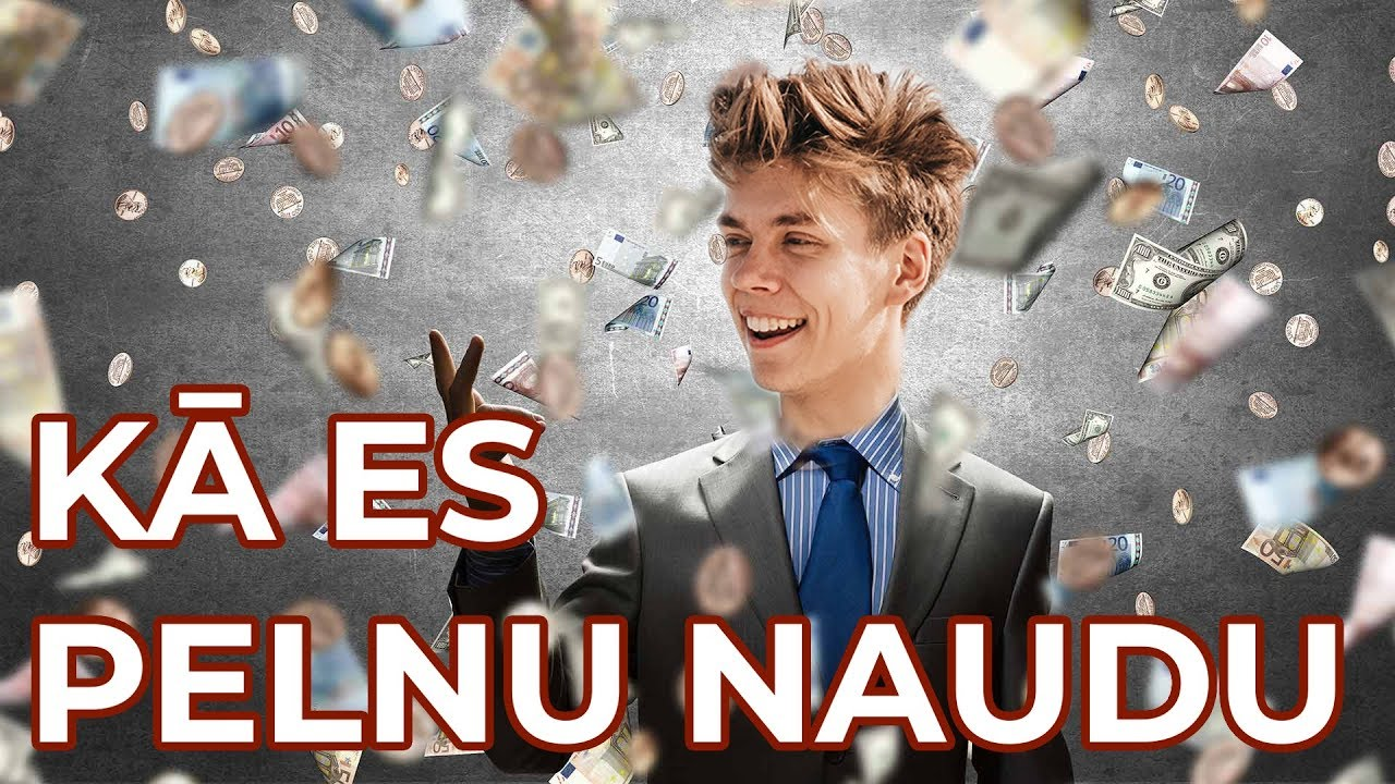 Kā pelnīt naudu internetā youtube video. Cik Latvijā Var Nopelnīt Ar YouTube? (šoks!) - Spoki