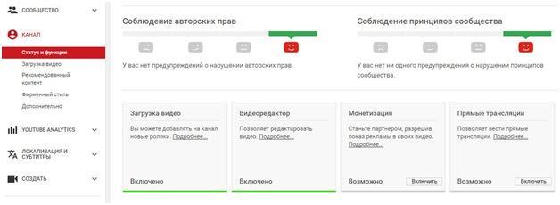kanāla ieņēmumi tīklā)