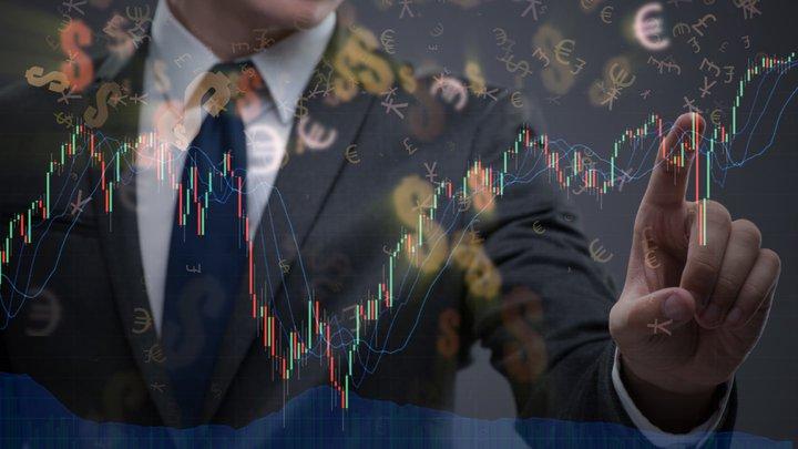 konsolidācijas līnija tirdzniecībā