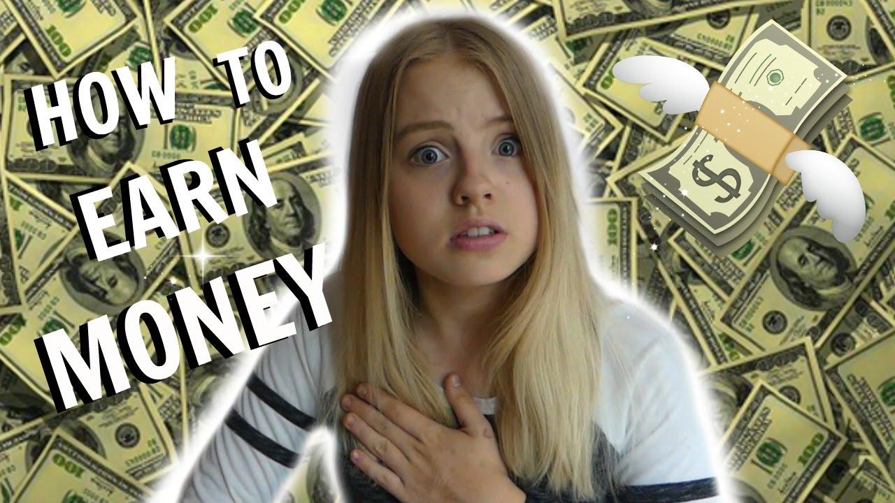 kur nopelnīt naudu, skatoties video