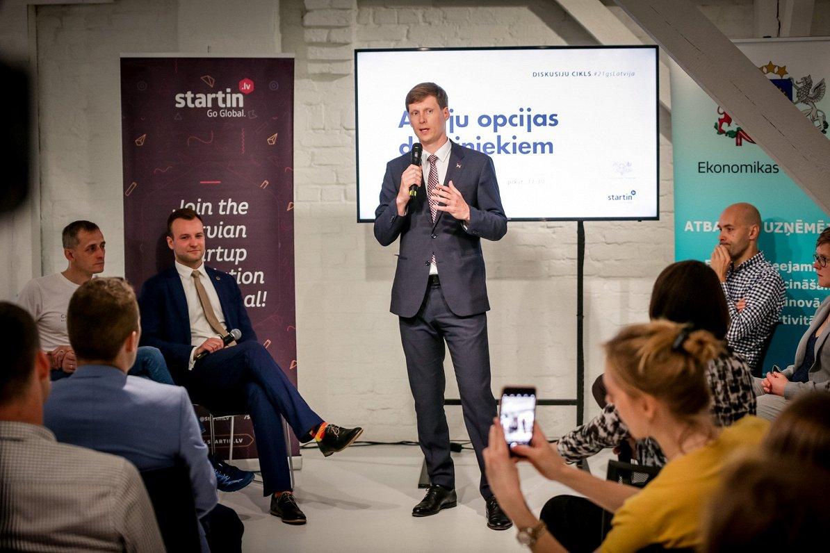 Uzņēmēji prasa sakārtot akciju opciju piešķiršanu darbiniekiem Latvijā / Raksts / baltumantojums.lv