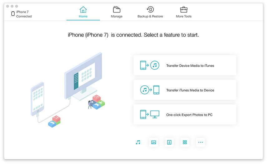 Mobilo iestatījumu skatīšana vai maiņa iPhone tālrunī