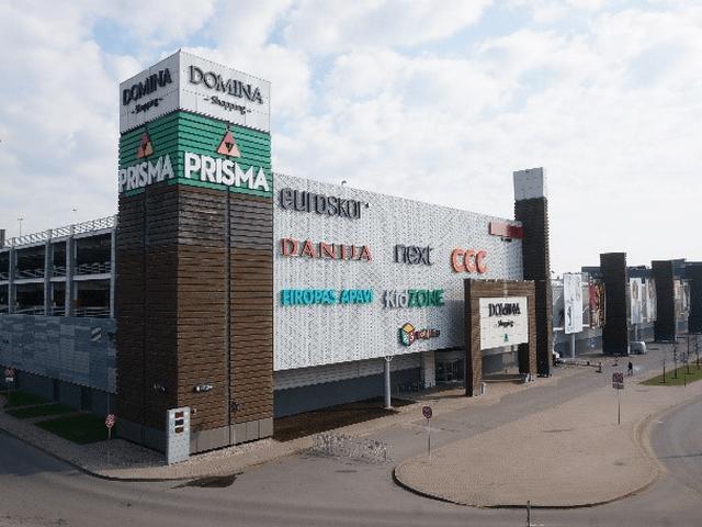 tirdzniecības centru organizēšana